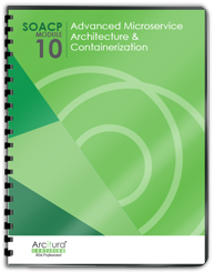 Module 10: Advanced Microservice Architecture & Containerization.