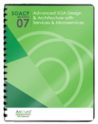 Module 7: Advanced SOA Design & Architecture with Services & Microservices